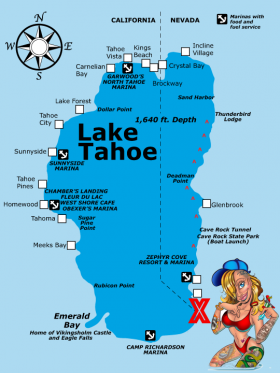 HOW TO REACH TAHOE ? - Tahoe Tattoo Show